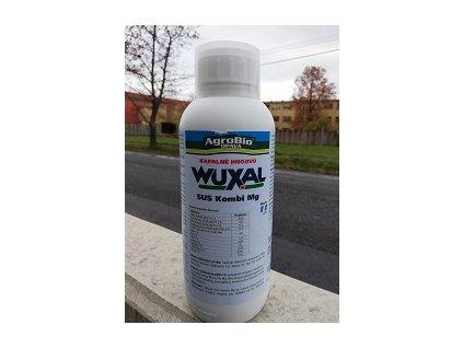 wuxal hnojivo listove
