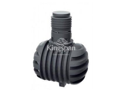 Plastová nádrž na dešťovou vodu - 6000 litrů