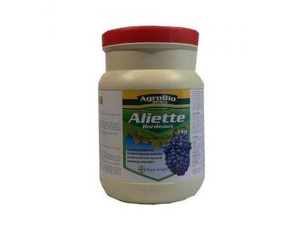 ALIETTE BORDEAUX - 15 % sleva (poslední kus)