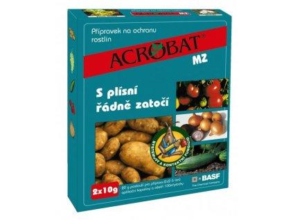 ACROBAT MZ WG 2x10 g - plíseň bramborová