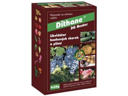 DITHANE DG Neotec 4x50 g - plíseň na brambrorách