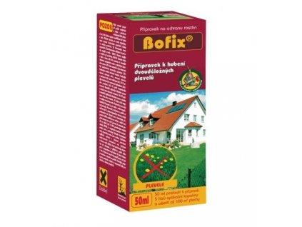 BOFIX 50 ml - odolné dvouděložné plevele v trávnících