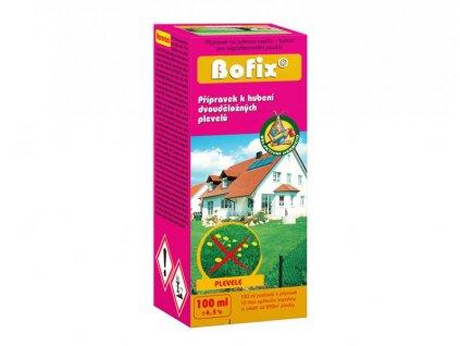 BOFIX 100 ml - herbicid do okrasných trávníků