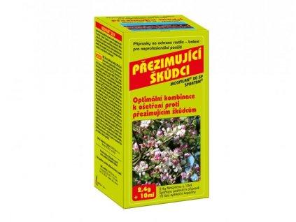 Přezimující škůdci souprava (2x2,4 ml + 20 ml)