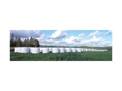 Fólie Raniwrap bílá/zelená 500x1800
