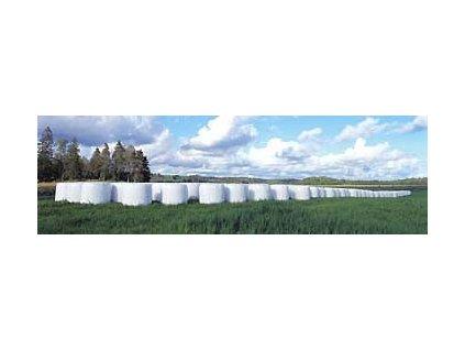 Fólie Raniwrap bílá/zelená  750x1500