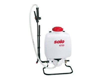 Zádový membránový postřikovač Solo 473D