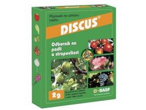 DISCUS (2 g) - americké padlí angreštové, skvrnitost růží
