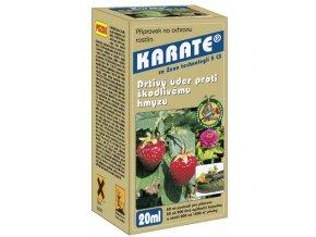 Karate Zeon technologie 5 CS 20 ml - obaleč, mšice, květopas, dřepčík