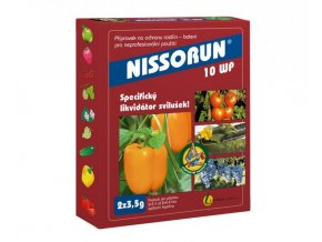 NISSORUN 10 WP (2x3,5 g) - hubí svilušky