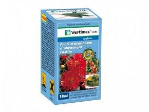 VERTIMEC 1,8 SC 10 ml - svilušky,vrtalky