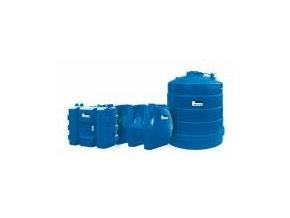 Plastová nádrž 2500 l na pitnou vodu