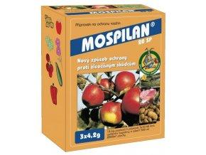 MOSPILAN 20 SP 3x 2,4 g - mandelinka, mšice, molice,