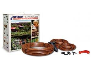 Zavlažovací zahradní set (kapková závlaha)