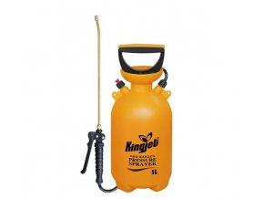 Ruční postřikovač Kingjet 50 DW (5 litrů)