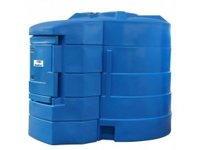 Dvouplášťová nádrž BlueMaster® TMS - 5000 litrů
