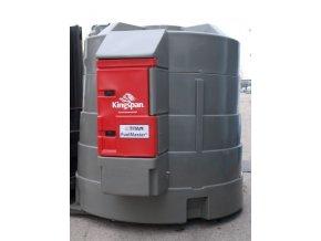 Nádrž na naftu Fuel Master ® 5000 l s online výdejem X Track