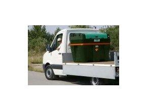 Mobilní nádrž Truck Master 430 l, čerpadlo 12 V