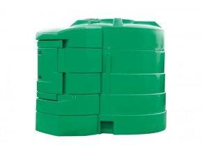 Dvouplášťová nádrž Kingspan 5000 l bionafta
