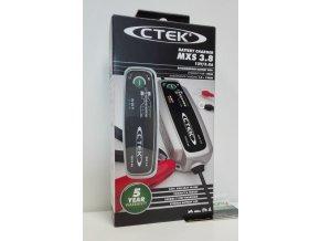 Nabíječka CTEK MXS 3.8 A/12 V