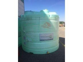 """AgriMaster® 15000 l, spodní plnění 2"""" s kulovým kohoutem"""