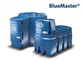 Dvouplášťová nádrž BlueMaster® standard - 5000 litrů