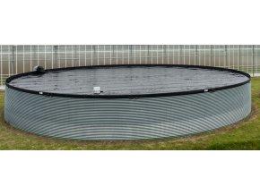 Retenční nádrž na vodu 614.000 l