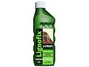 Lignofix E-Profi 1 kg - zelený