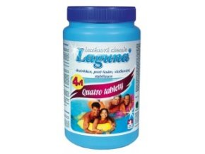 Laguna Quatro tablety 5 kg - dezinfekci, vznik řas, odstraní nečistoty, stabilizuje chlor