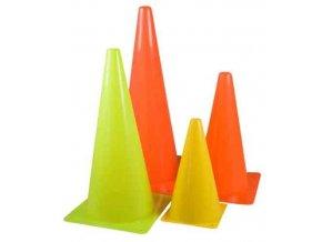 Kužely tréninkové - 23 cm (Barva kužel žlutý, Velikost 23 cm)