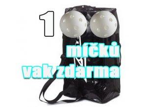 294 akce florbalovy micek rumex 100 ks vak aero zdarma