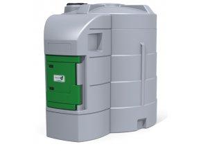 Nadzemní naftová dvouplášťová nádrž FuelMaster® 9000 litrů light