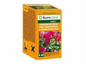 SCORE 250 EC 6 ml - proti septoriové skvrnitosti celeru