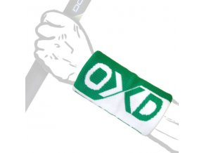 oxdog pop long wristband green white
