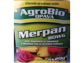 MERPAN 80 WG 5 x 20 g - náhrada fundazolu