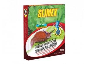 Slimex 100 g - proti plzáci, slimáci