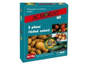 ACROBAT MZ WG (2x10 g) - plíseň bramborová,