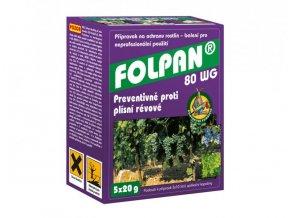 FOLPAN 80 WG 5x20 g - proti plísni vinné révy