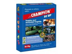 CHAMPION 50 WP (2x10 g) - kadeřavost broskvoní