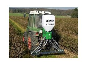 Lehner Vinero  170 - rozmetadlo osiva