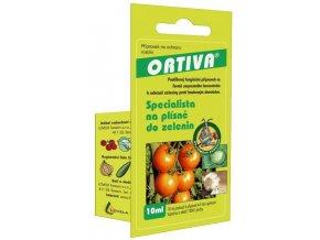 ORTIVA 10 ml - choroby zeleniny včetně padlí