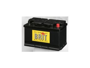 Baterie Brit (72 Ah)