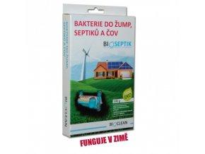 BIOSEPTIK bakterie do žump a septiků 100 g