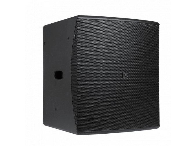 """AUDAC BASO18/B Subbas 18"""" bas reflex reprosoustava černý"""