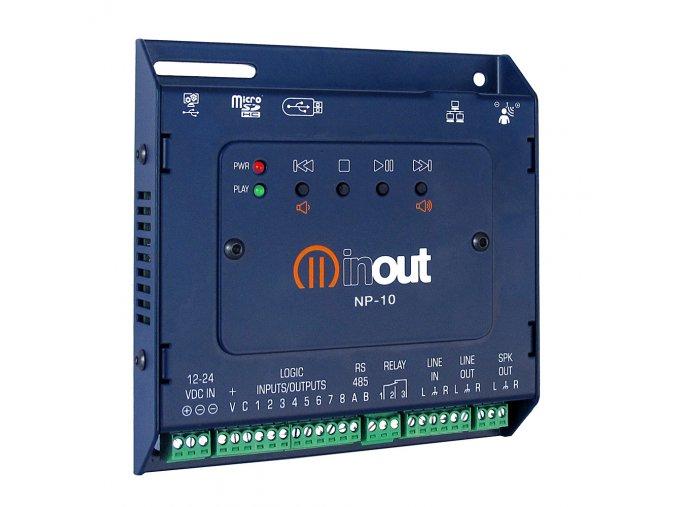 InOut NP 10-E Audio přehrávač