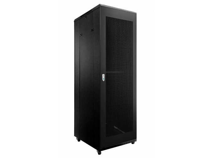 "CAYMON SPR842GG 19"" rack cabinet - 42 units - 800mm depth - Grill front & rear door"