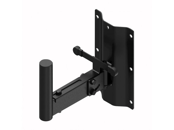 CAYMON WLB25/B Speaker wall mount bracket - 35mm pole - 250mm, černý