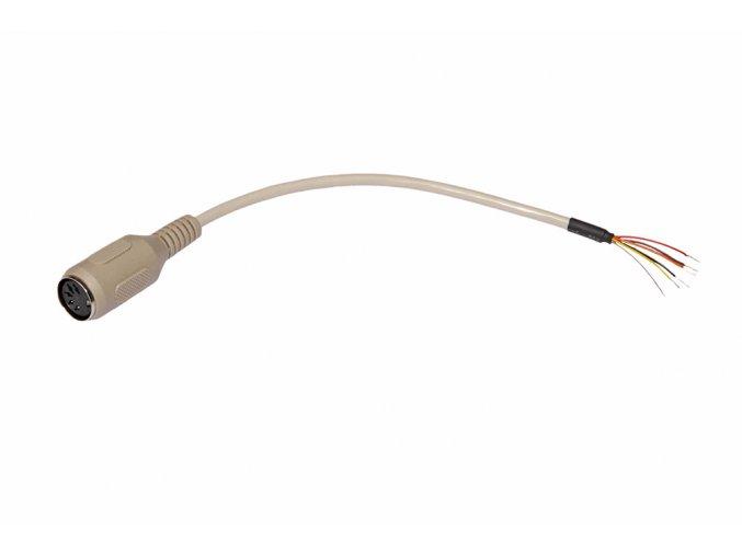 AD Redukce DIN5-X Kabelová redukce DIN5 (samice) - volné vodiče