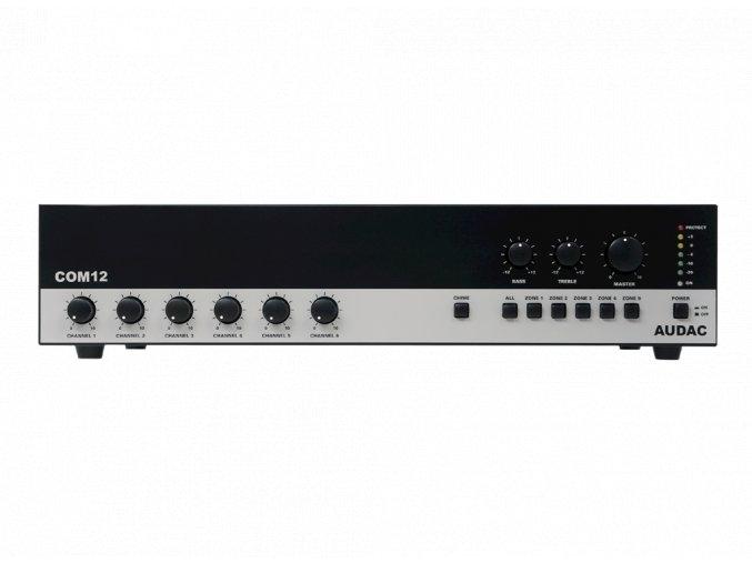 AUDAC COM12MK2 Mixážní zesilovač 120W @ 100V