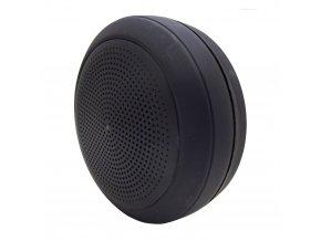 DNH BLC-550 SAUNA Nástěnný reproduktor 6W @ 100V pro sauny, odolává teplotě až 125°C, IP54, plast, černý